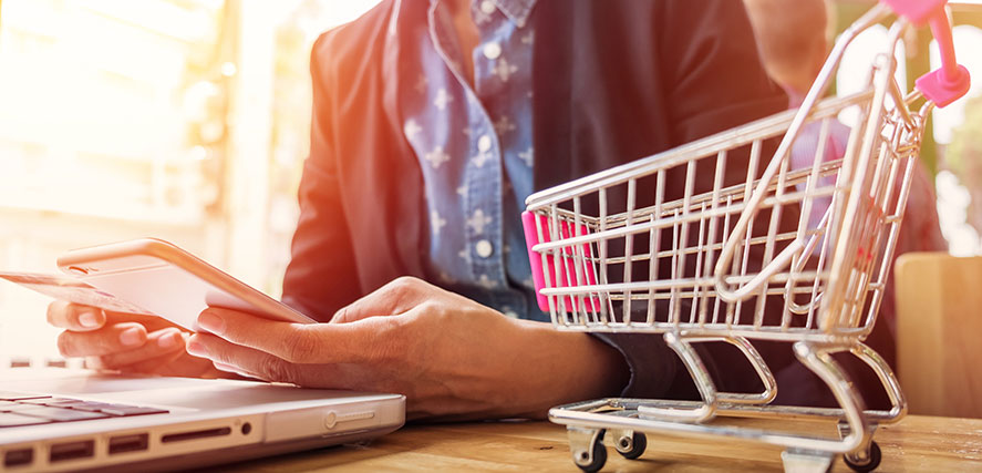 Cdon populära inom e-handel