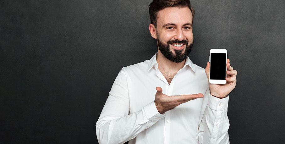 iPhone reparation vid fuktskada